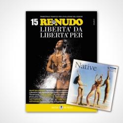 RE NUDO 15 + Cd