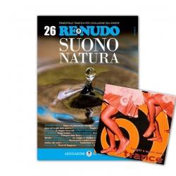 RE NUDO 26 + Cd