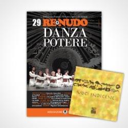 RE NUDO 29 + Cd