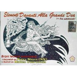 Elementi Davanti Alla Grande Dea - Libro + cd