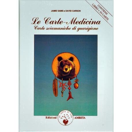 Le Carte-Medicina - Carte sciamaniche di guarigione