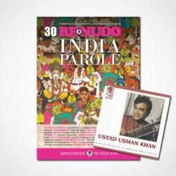 RE NUDO 30 + CD