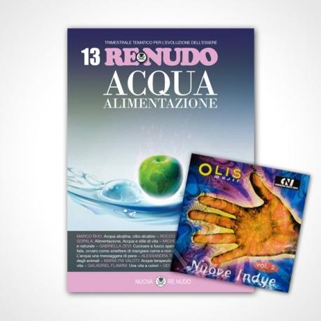 RE NUDO 13 + Cd