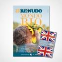 RE NUDO 33 + Libro