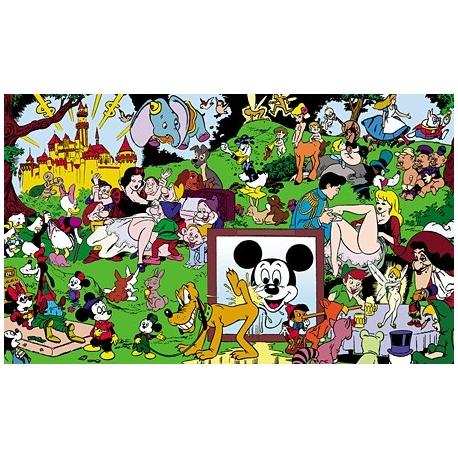 Tantra Disney