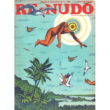 Re Nudo - Dicembre 1978