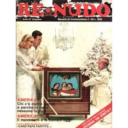 Re Nudo - Dicembre 1976