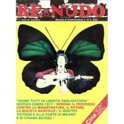 Re Nudo - Novembre 1976