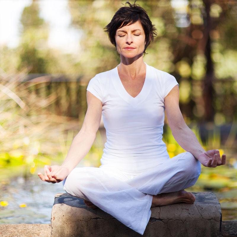 La meditazione batte i farmaci
