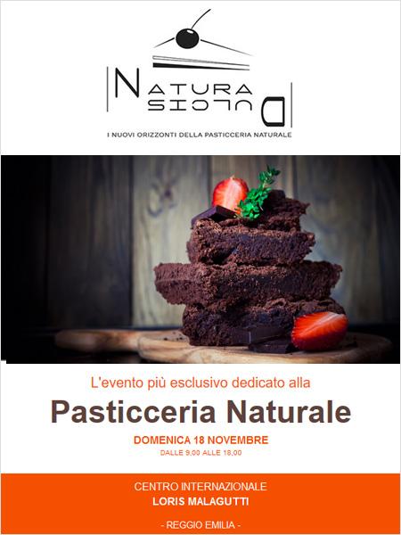 Natura Dulcis - I nuovi orizzonti della Pasticceria naturale