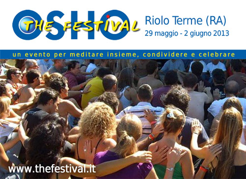 Osho The Festival Riolo