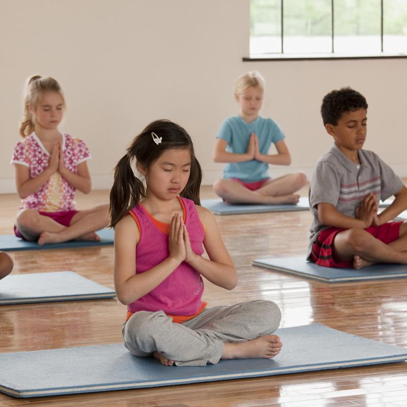 Lo Yoga a scuola anche in Italia