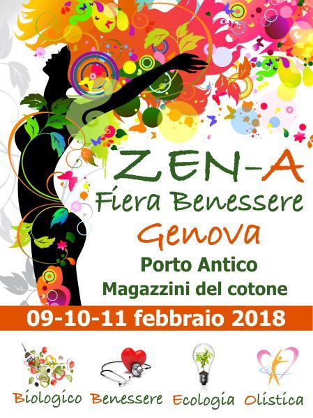 Zen-A Fiera Benessere Genova